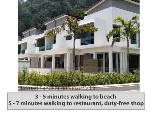 Pangkor 88 Villa Jia Yuan 邦咯岛家苑海滩度假别墅, Manjung