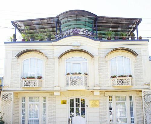 Hotel Taht, Tashkent City