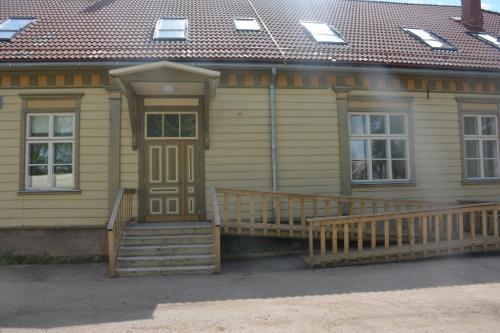 Vanalinna apartement, Viljandi