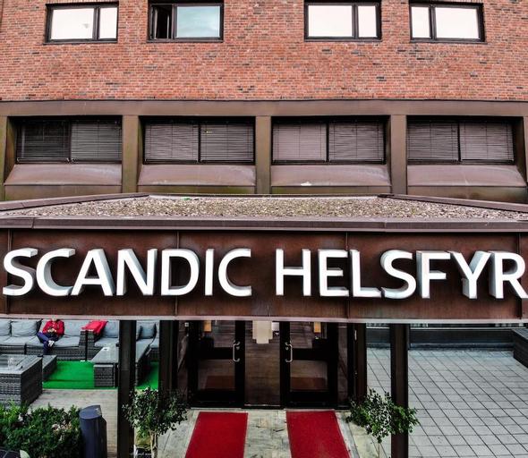 Scandic Helsfyr, Oslo