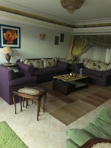 Three-Bedroom Apartment Serag Tower 1 Nasr city, Nasr City 1