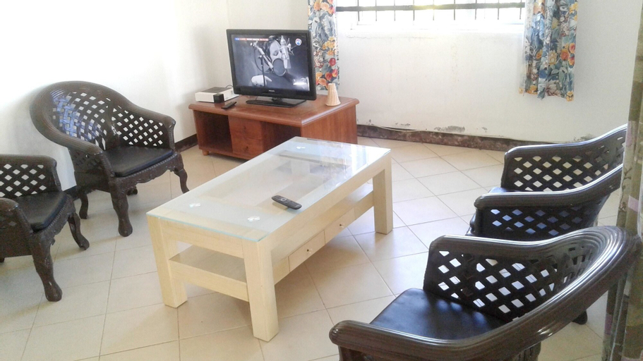 House With 2 Bedrooms in Trou aux Biches, With Wonderful sea View, Furnished Garden and Wifi,