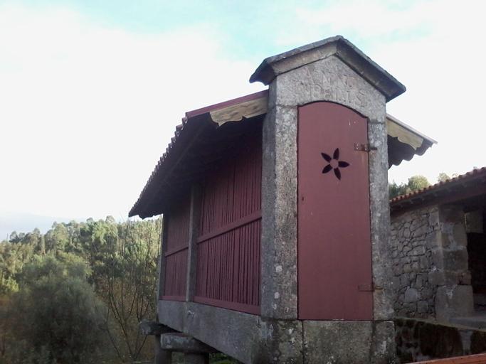 House With 2 Bedrooms in Povoa de Lanhoso, With Wonderful Mountain Vie, Póvoa de Lanhoso