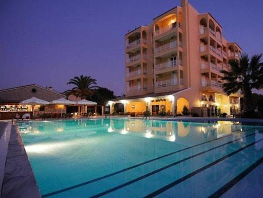 Sunset Hotel Corfu, Ionian Islands