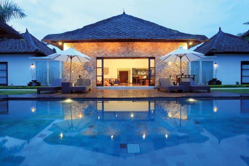 Villa The Jiwa, Lombok