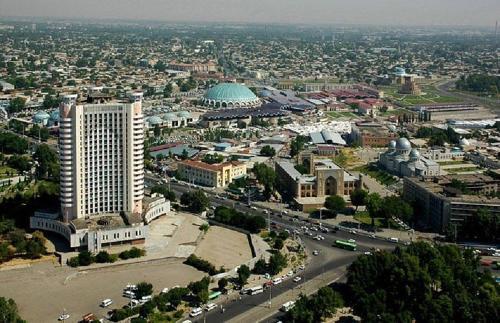 Chorsu Hotel, Tashkent City
