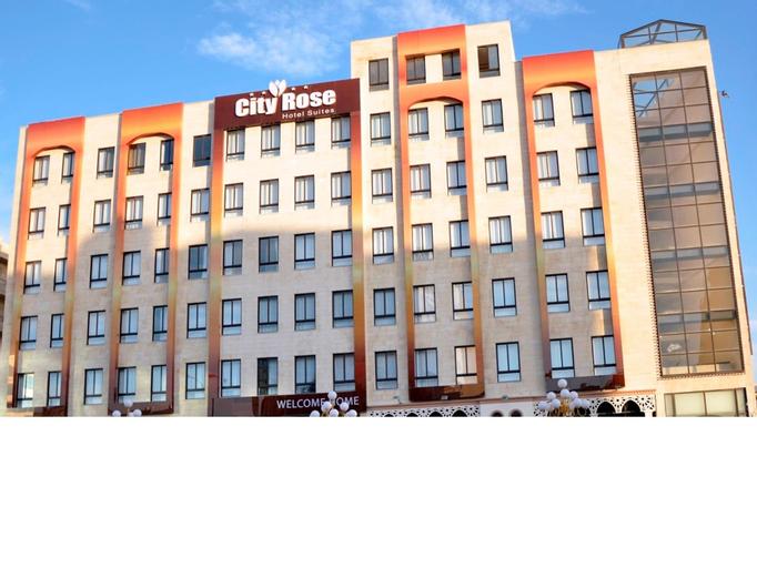 City Rose Hotel Suites, Salt