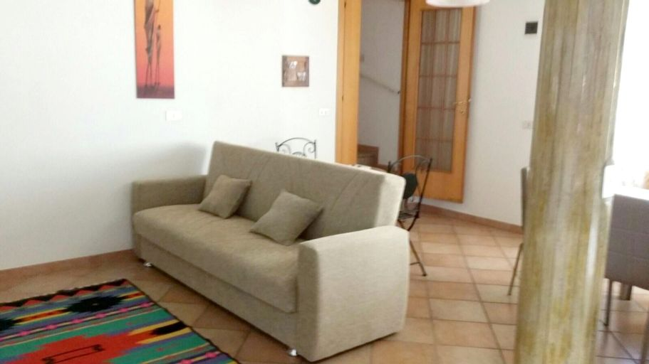 House With 3 Bedrooms in Montemitro, With Wonderful City View and Furn, Campobasso