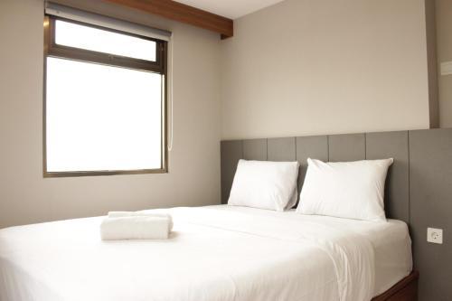 Modern Elegant 2BR Apartment Tamansari Tera Residence By Travelio, Bandung