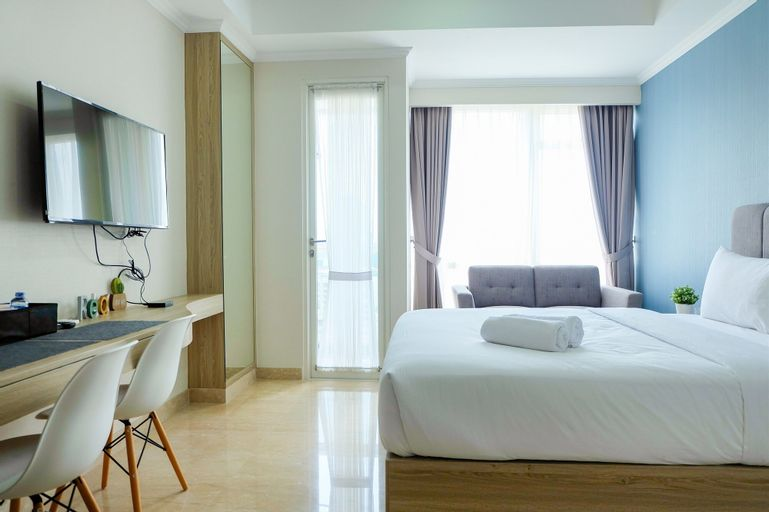 Exclusive Studio Apartment at Menteng Park By Travelio, Central Jakarta