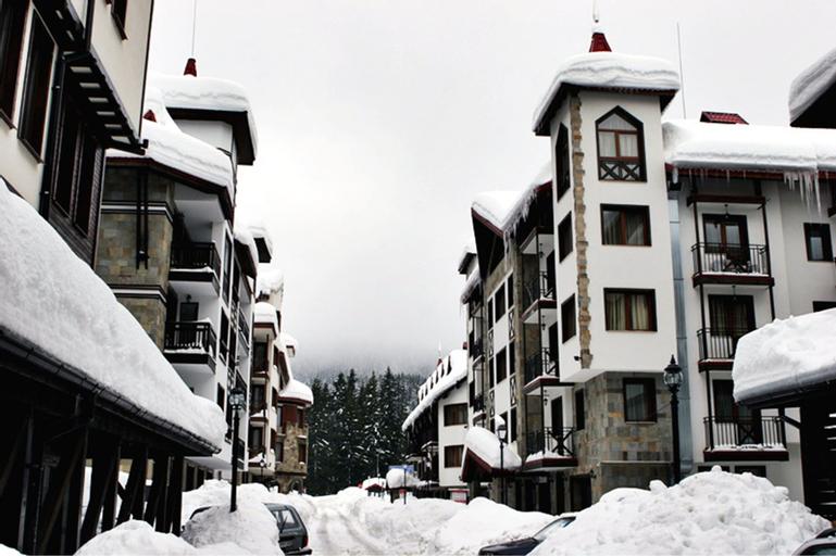 Apart Hotel The Castle, Smolyan