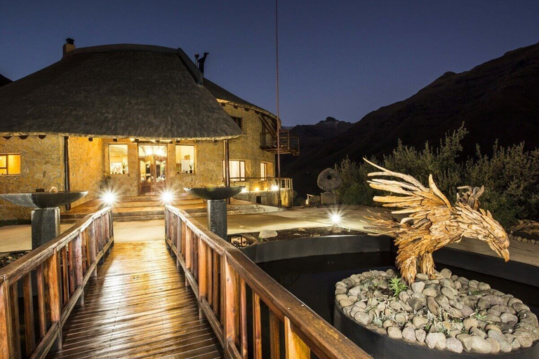 Maliba River Lodge,