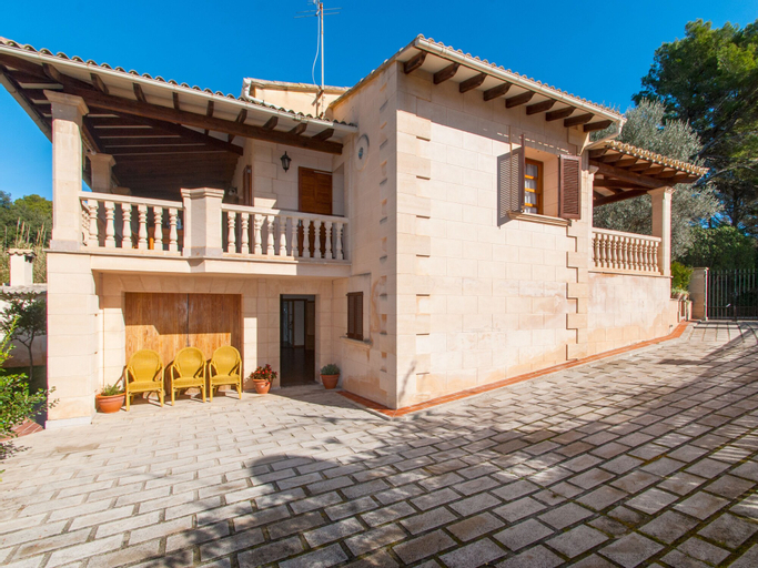 Villa teix de Bonaire, Baleares