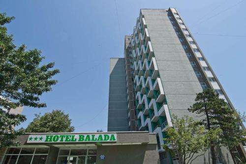 Hotel Balada, Mangalia