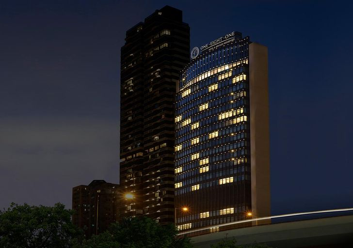 ONE EIGHT ONE HOTEL SERVICED RESIDENCES, Central and Western