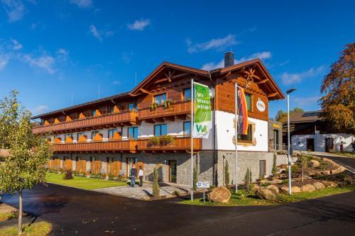 Steig-Alm Hotel Superior, Westerwaldkreis