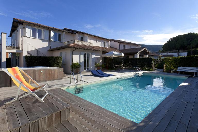 Hotel Villa Smeraldo, Grosseto