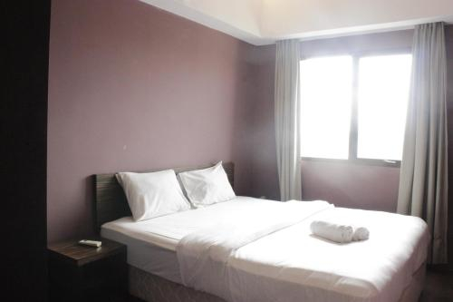 Modern Deluxe 2BR at Braga City Walk Apartment By Travelio, Bandung