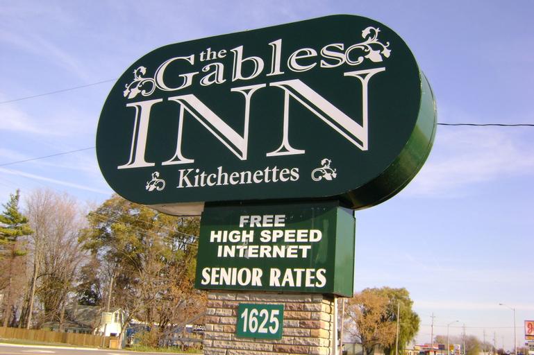The Gables inn, Lambton