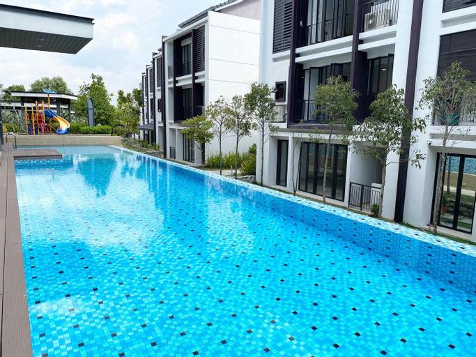 Zila Homes @ Rimbun Sanctuary Apartment, Kuala Lumpur