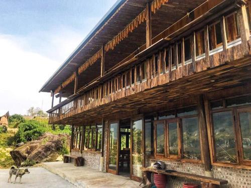 Degu homestay Ta Van, Sa Pa