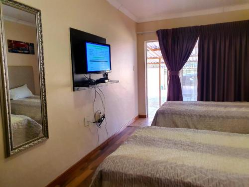 Double Room in Guesthouse, one of the select guesthouses in Mahikeng, Ngaka Modiri Molema