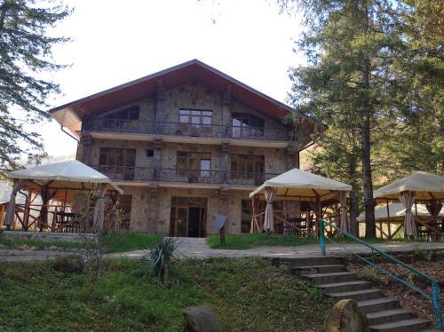 Гостиница Старыи Замок, Cherekskiy rayon