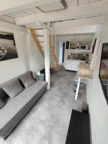 Studio Mezzanine Chez Papou, Ville et Foret, Bas-Rhin