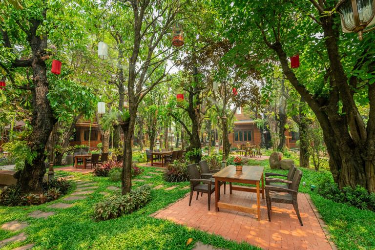 Khum Wang Nuea Villa, San Kamphaeng