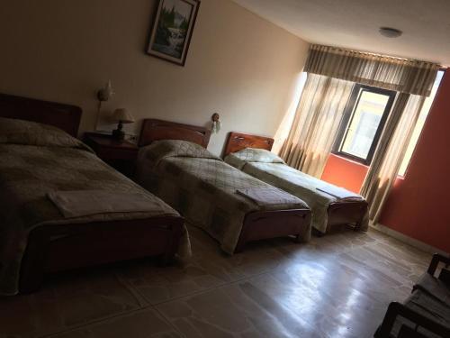 Hotel Diana Real, Santo Domingo de los Colorados