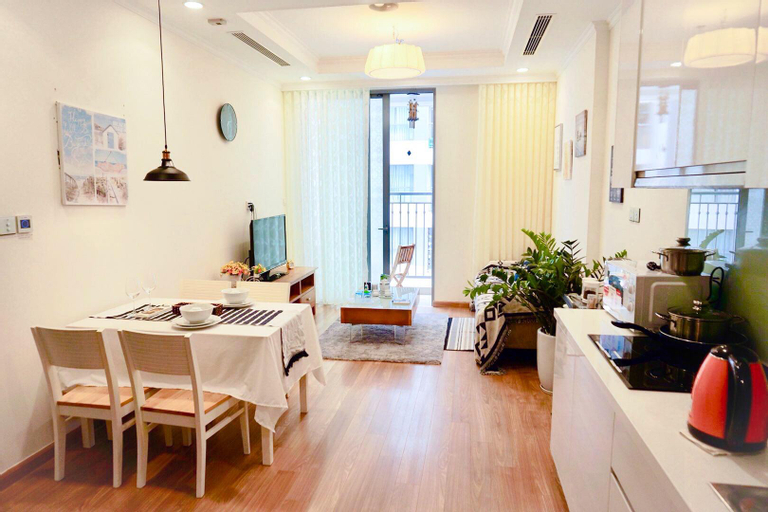 NEW,SKY GARDEN,DELUX&CENTRAL 2BR Apt(The TuHouse), Hoàng Mai