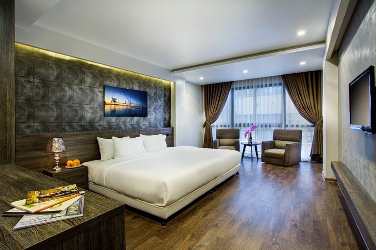 My Linh Hotel, Hai Bà Trưng