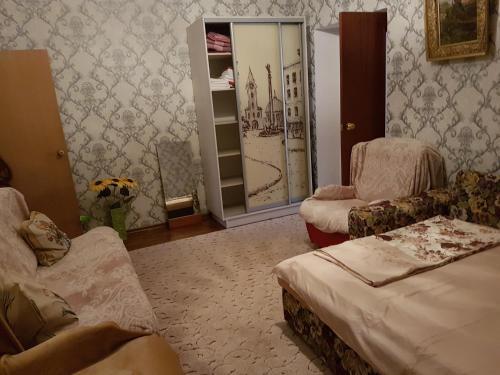 Аппартаменты, 2 комнаты, Gagra