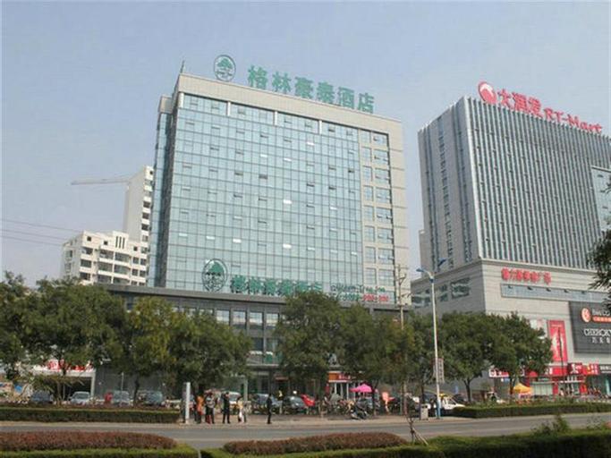 GreenTree Inn Rizhao Haiqu East Road Hotel, Rizhao