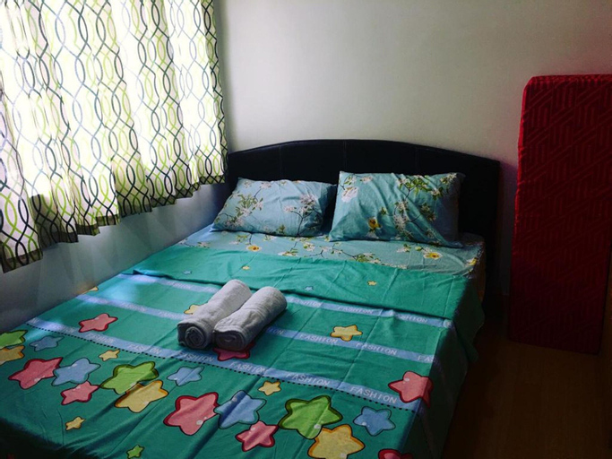 Happy Stay at Trees Residences, Quezon City