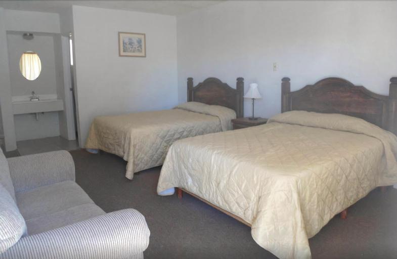 Hotel Regis Consulado, Juárez