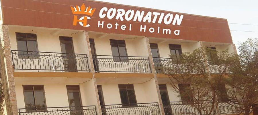 Coronation Hotel, Bugahya