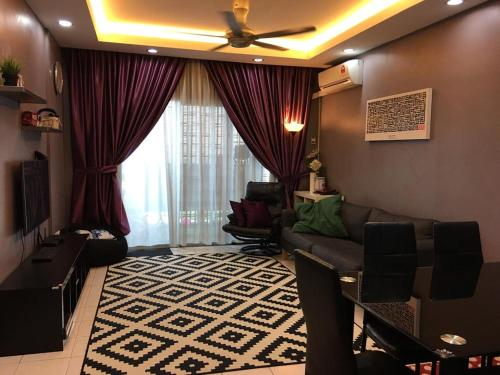 Indahria apartment, Kuala Lumpur