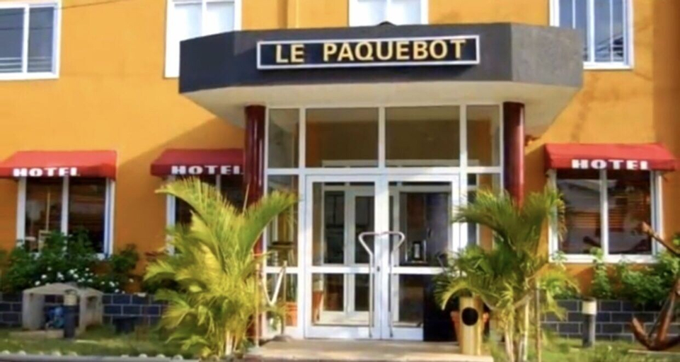 Hôtel Le Paquebot - Airport Paquebot hotel, Cotonou