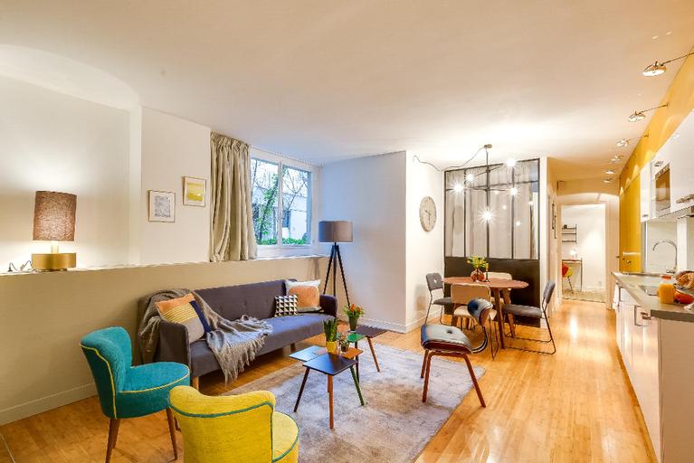 Le Vaugirard - New Design Apartment - 3bedrooms, Paris
