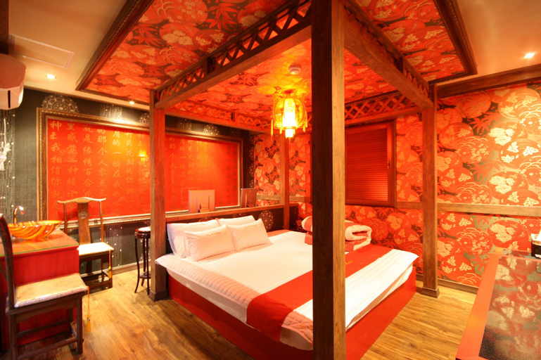 Hera Hotel, Sasang