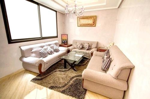 Apartment with 2 bedrooms in Agadir with furnished garden and WiFi 6 km from the beach, Inezgane-Aït Melloul