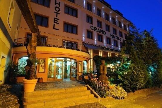 Hotel Grand Matej, Banská Štiavnica