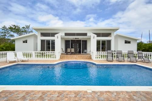Private modern villa at Ocean Village, Sosua