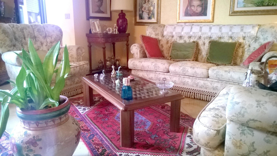 Apartment With 2 Bedrooms in Viterbo, With Furnished Garden - 45 km From the Beach, Viterbo