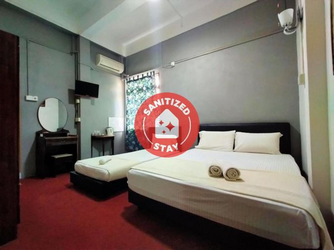 SPOT ON 89994 Rz Gold Hotel, Kuala Krai