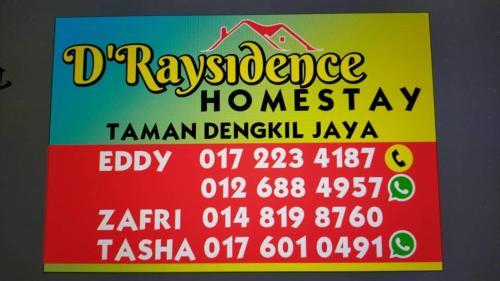 D'Raysidence Homestay, Putrajaya