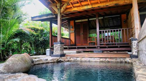 Tirta Arsanta Hot Springs & Villa, Bogor