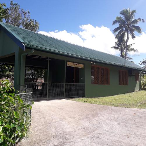 The Little Green Cottage, Rewa