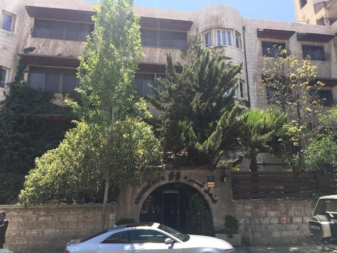 Shepherd Hotel, Amman